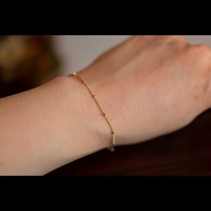 Brand New 14k gold filled bracelet